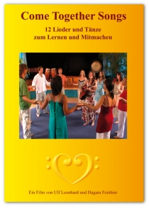 DVD with 12 Circle Dances